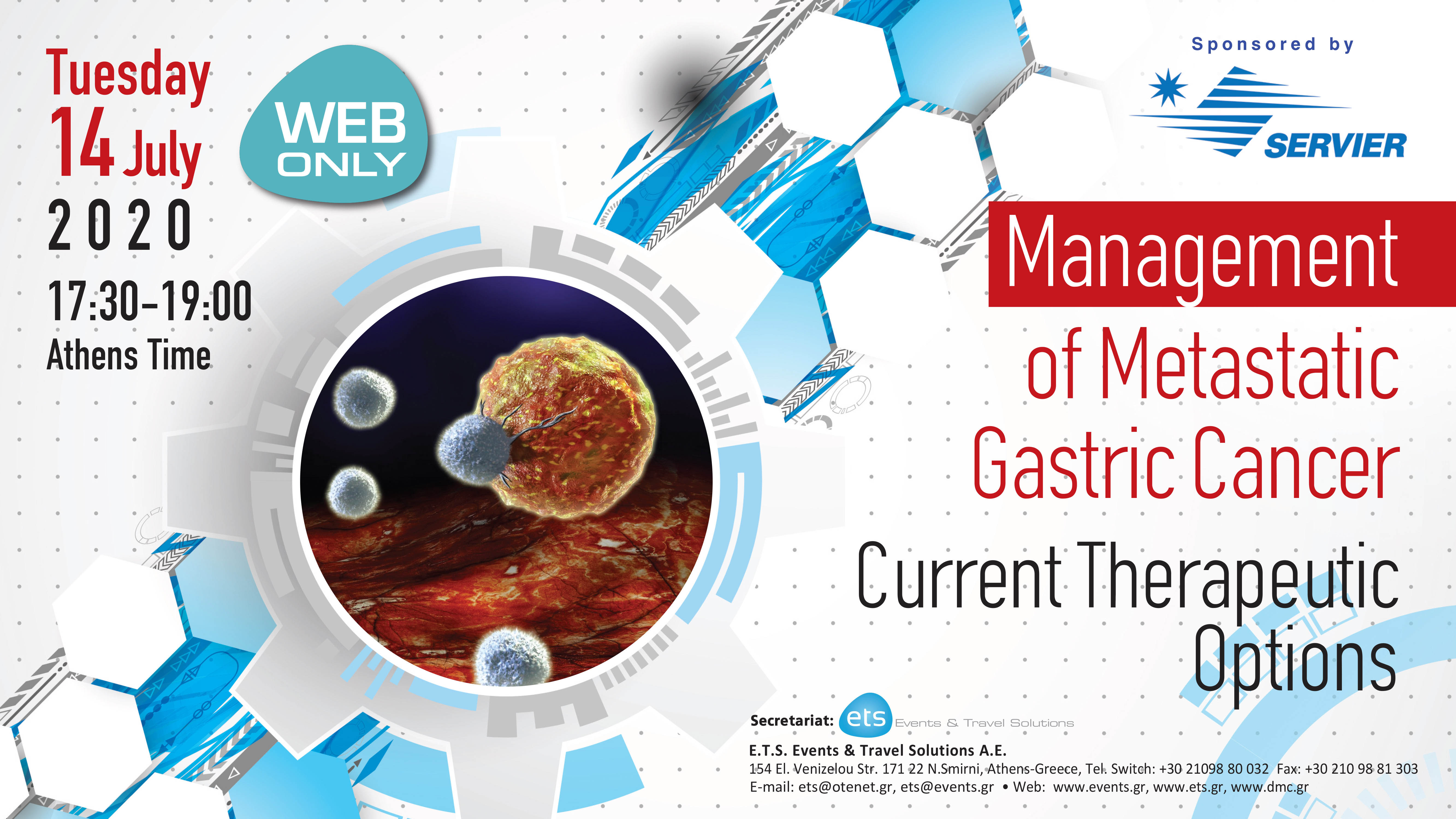 Management of metastatic Gastric Cancer. Current Therapeutic Options.