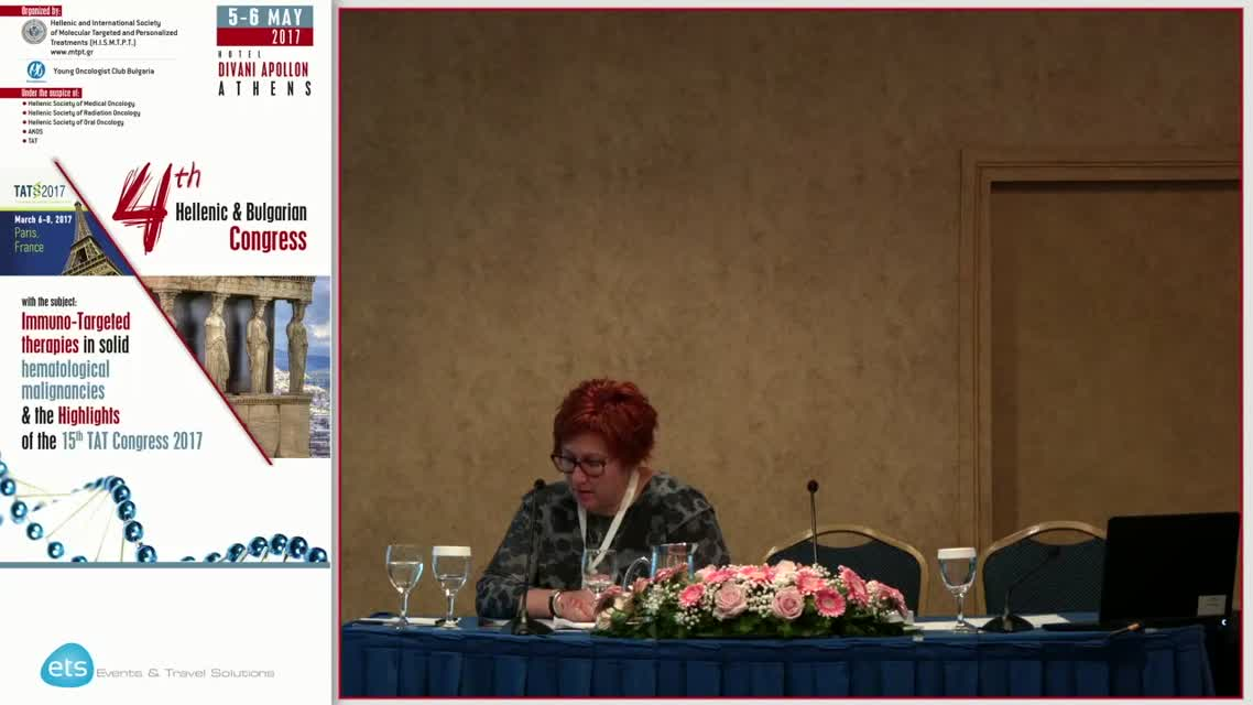 12 T. Lubomirova - Immunotherapy - New approach for the treatment of solid tumors-Bulgarian experience